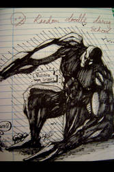 random doodle :P by smeetrules