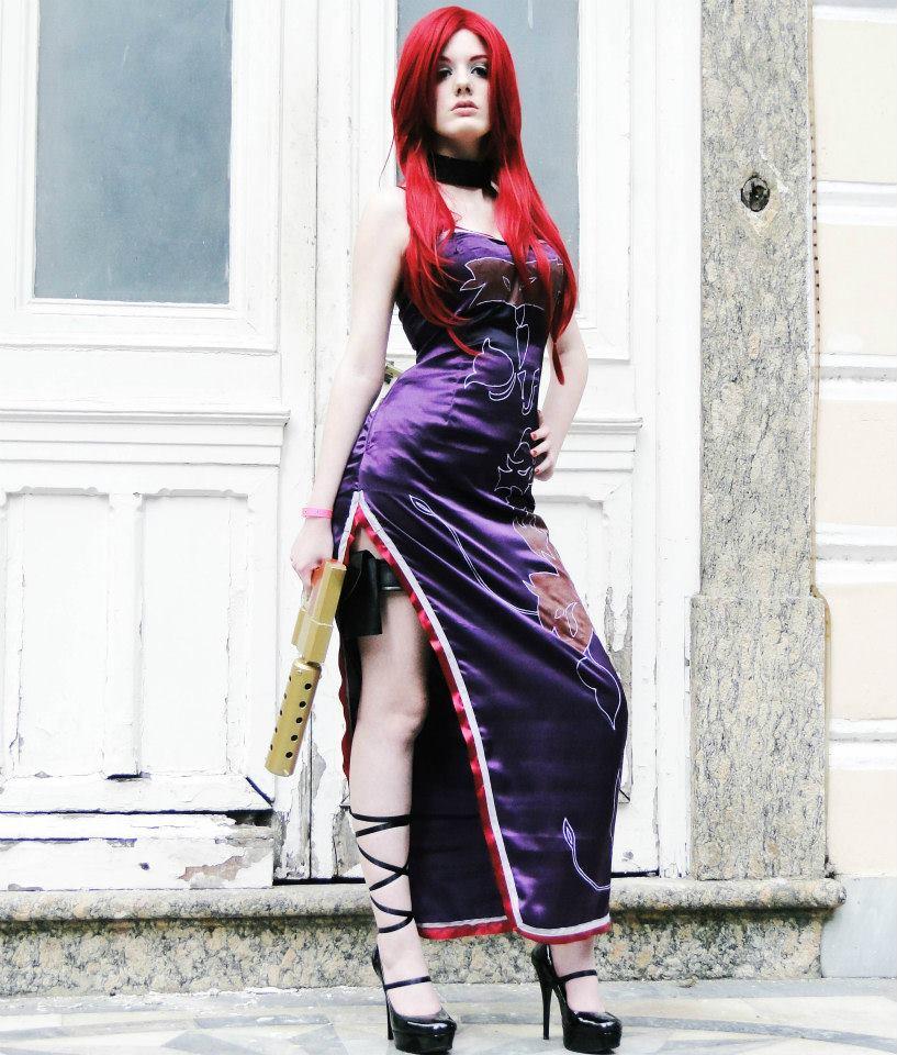 Secret Agent Miss Fortune - League of Legends by LanaKuroi ...