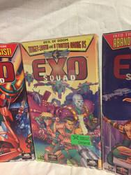 Exosquad VHS