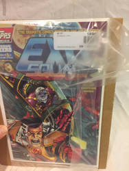 Exosquad issue 0 comic