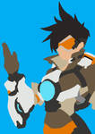 Tracer (poster) / Overwatch