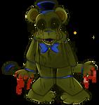 Freddy the Friendly Bear