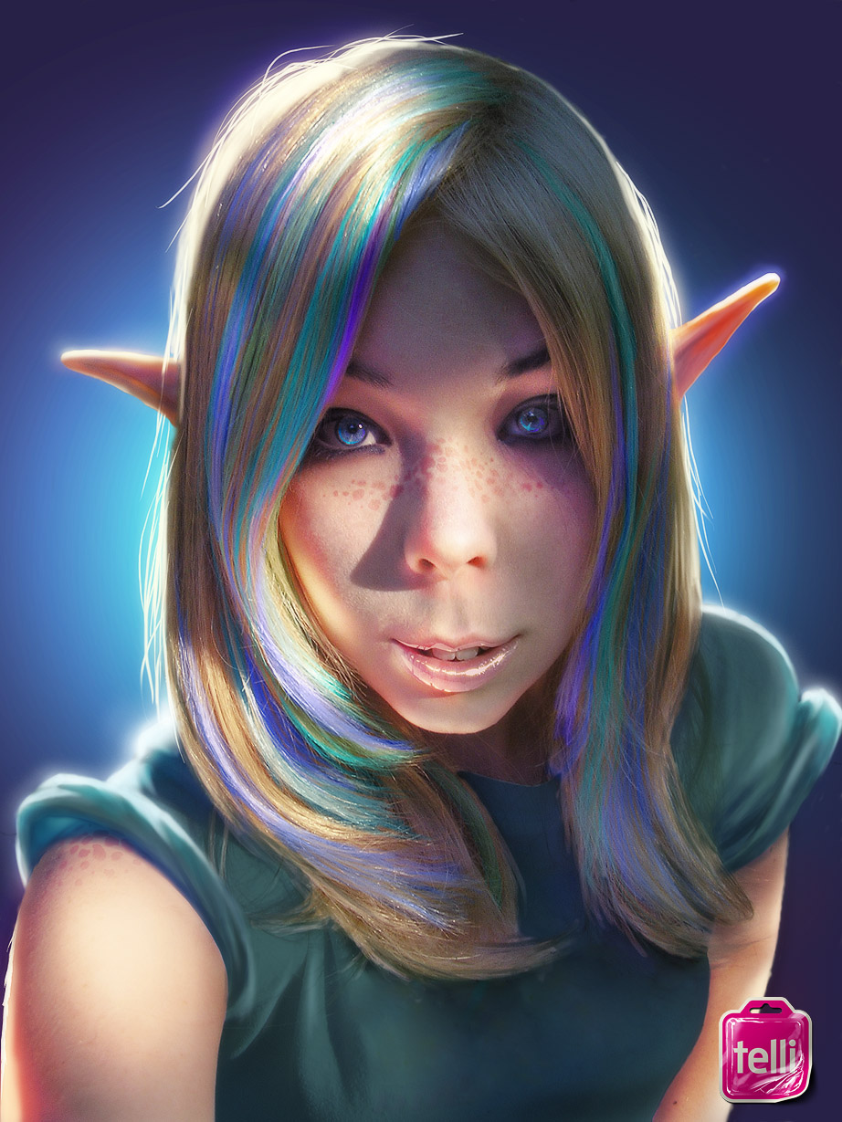 Elf by acmelabs