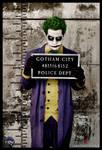 The Joker: Under Arrest!!