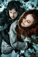 Closer, Jon Snow... it's cold here by Chaves87