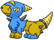 Brave Drillsaurmon by Infernape77