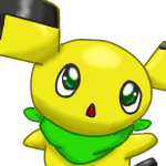 Chu the Pichu Icon by Infernape77