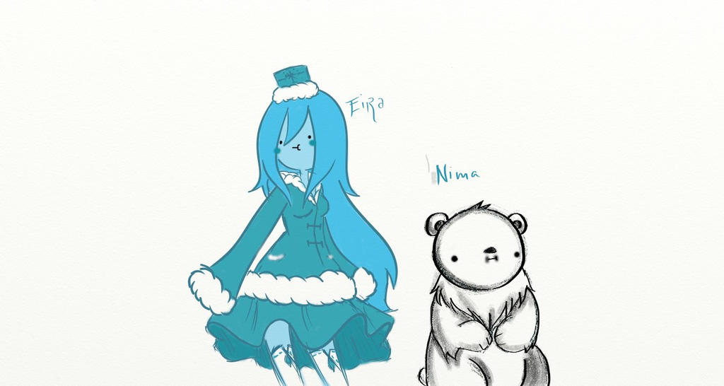 Adventure Time OC Eira And Adventure Time Oc Male