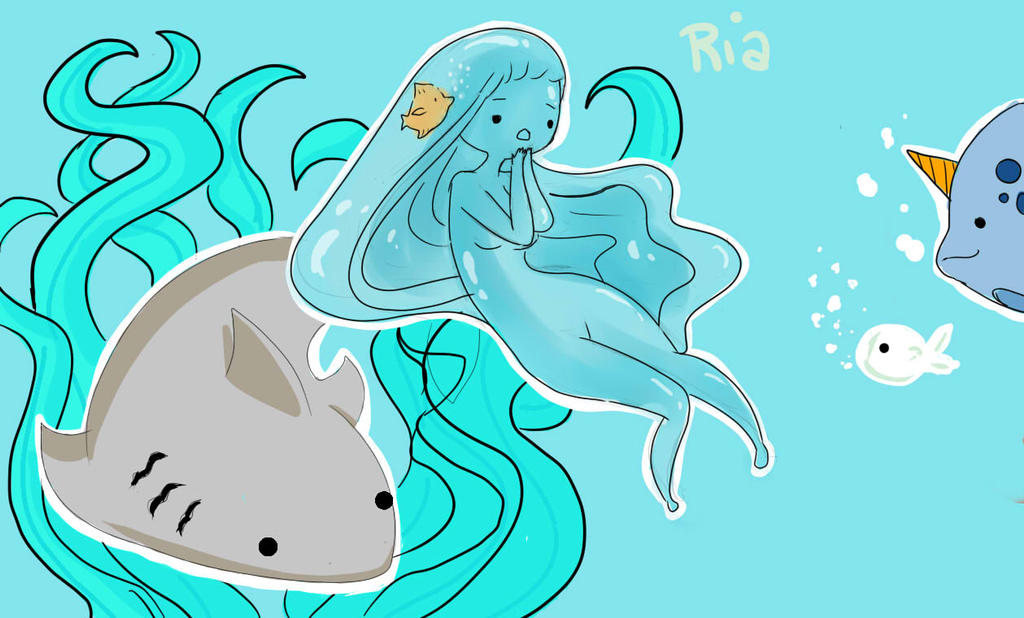 Adventure Time OC Ria by Adventure Time Oc Male