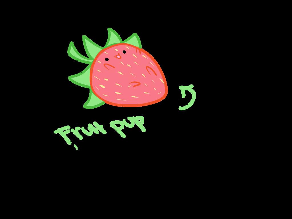 instant Fruit Pup just add water by NinjaNerdsFTW
