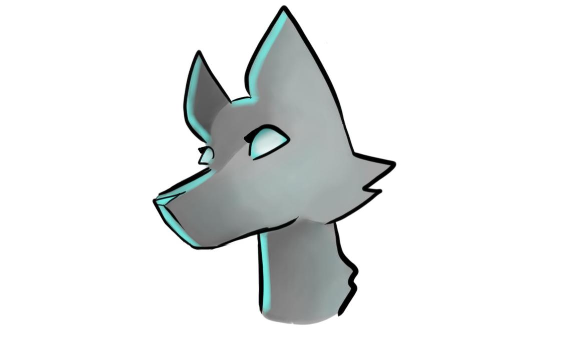 Grey Wolf  by manglekittens