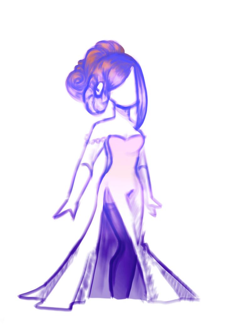 Dress by manglekittens