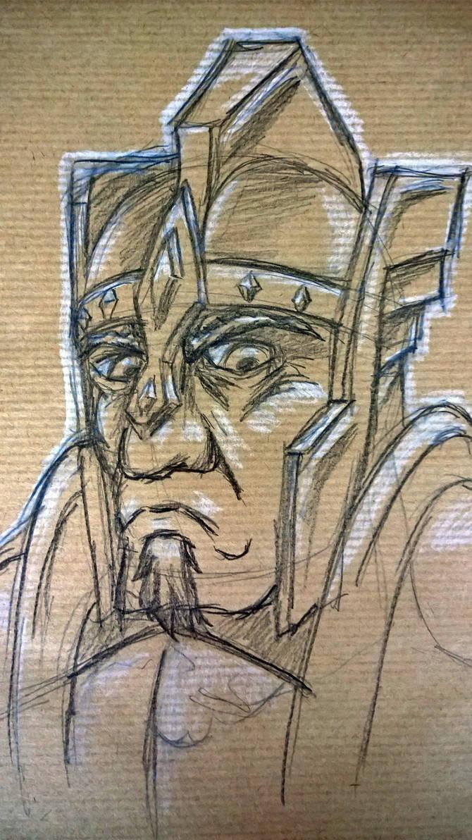 Zaphon - Captain of Algorand's Keep