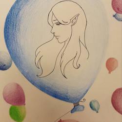 Heliumpallo by The-Cyanide-Violin