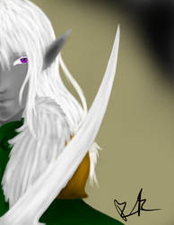 Drizzt by The-Cyanide-Violin