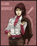 Claire Redfield - Degeneration
