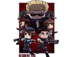 Resident Evil Chibi