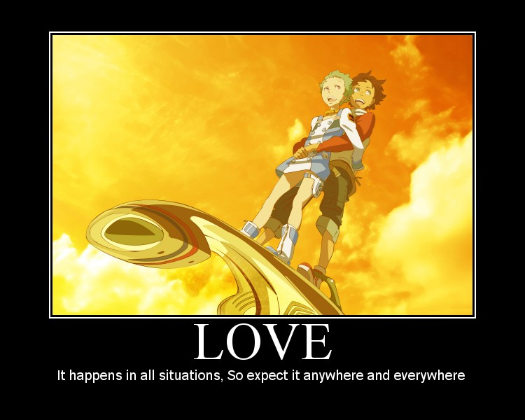 Eureka seveN Love motivation by Hitokiri-Battosai318