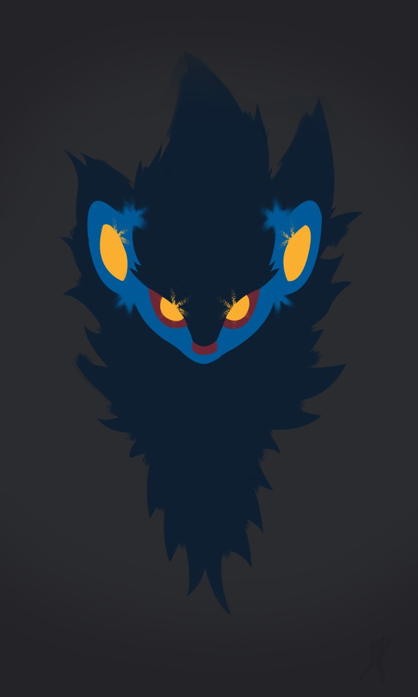 Luxray Wallpaper By Grimsan