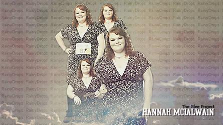 TheGleeProject Hannah Mcialwai