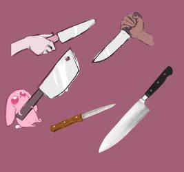 Knife study