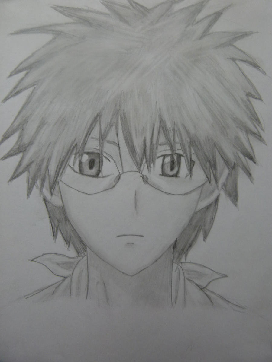 Usui by 09Pumba09