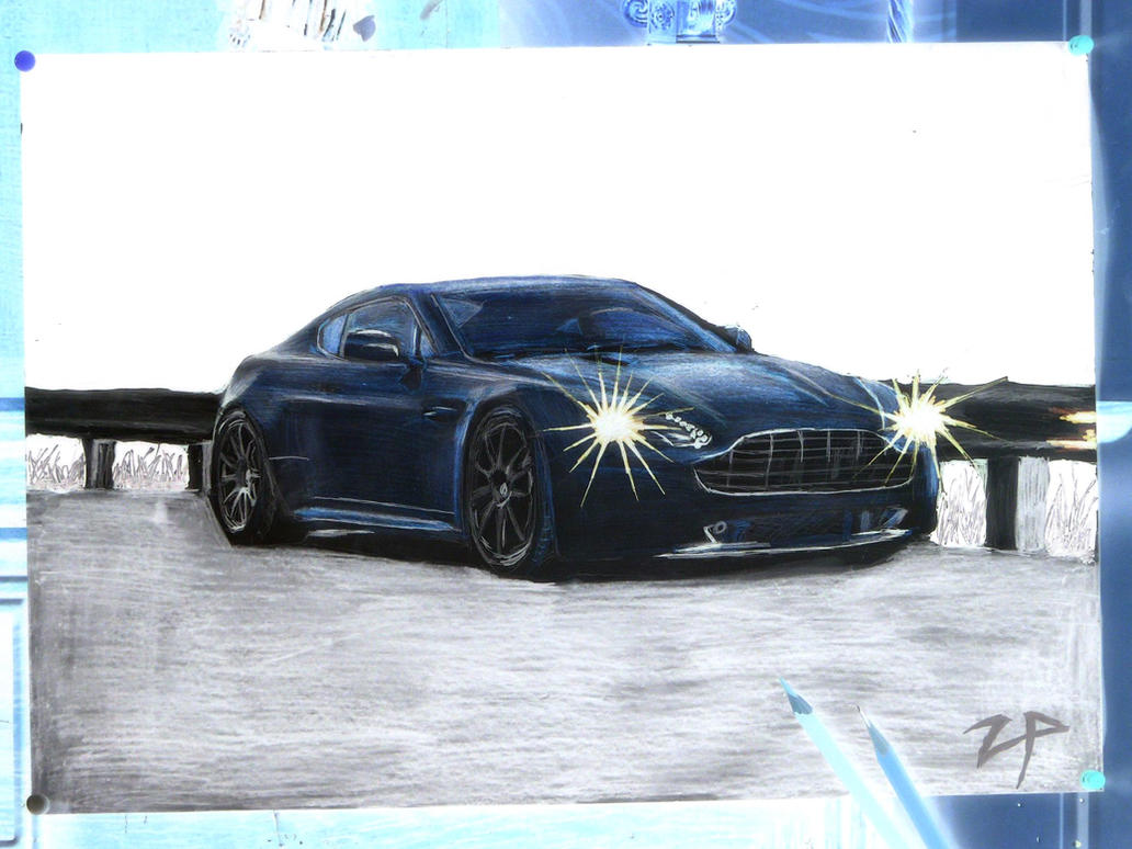 Aston Martin by 09Pumba09