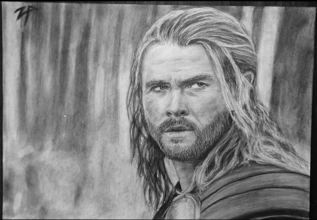 Thor by 09Pumba09