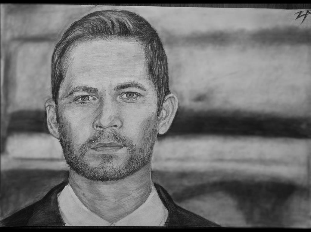 Paul Walker by 09Pumba09