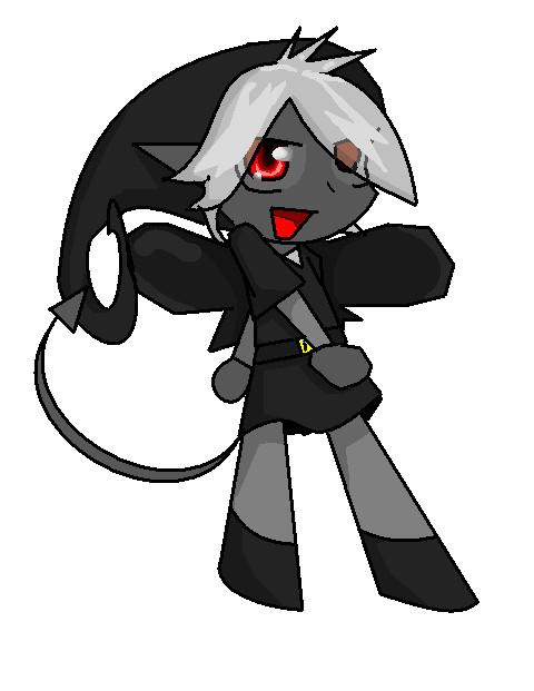 link dark chibi deviantart