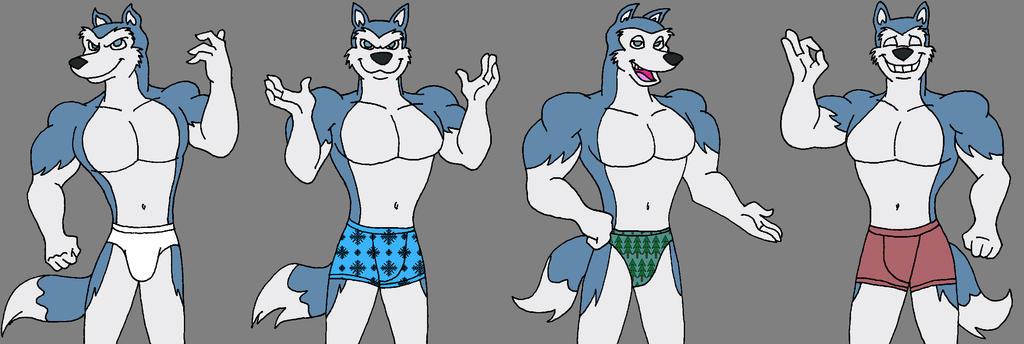 Exile's Underwear by MetalExveemon
