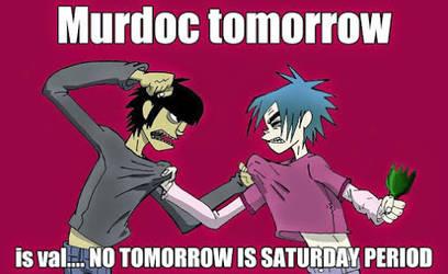 2D and murodc meme