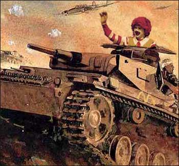 Rommel McDonald by DesertFox101abndiv