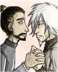 GAY OLD PEOPLE by XENO-ROBO-TECHNO