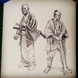 Samurai by aressero