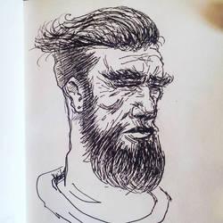 Portrait by aressero