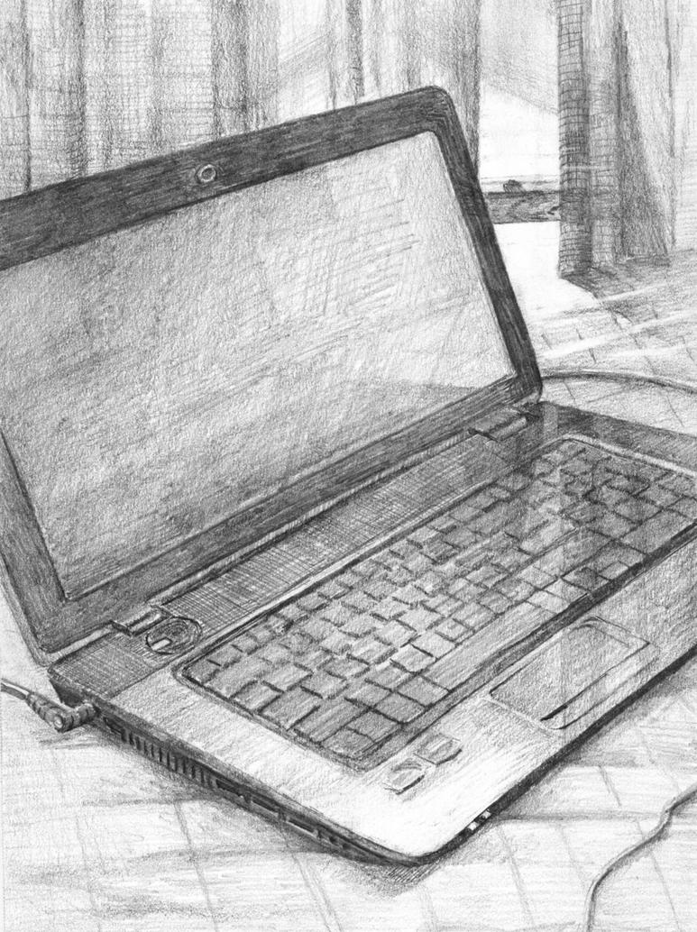 Laptop by bgates87
