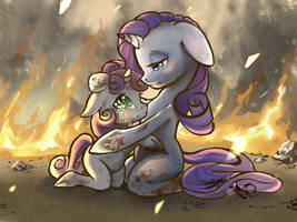 I will always be there for you little sister by Breaksfast