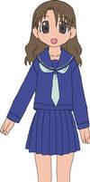 Yuka (middle school uniform)