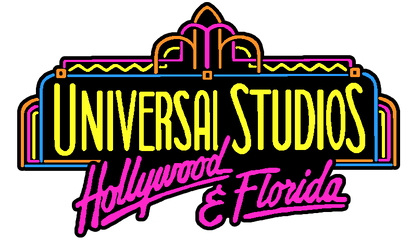 Universal Studios Hollywood and Florida Logo by ArtChanXV