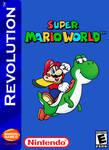 Super Mario World Box Art 1