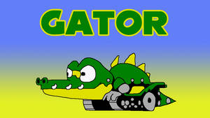 Gator Art