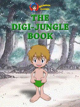 The Digi-Jungle Book Poster