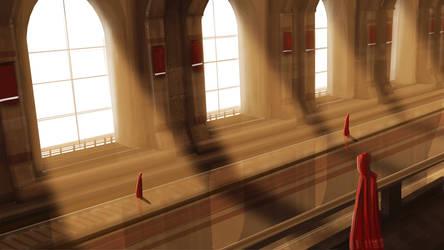 The eternal halls