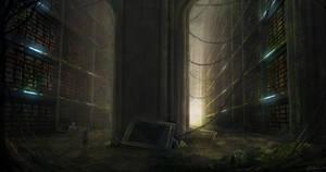 Forgotten Library