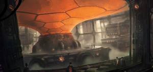 Steampunk Arc Reactor by Tryingtofly