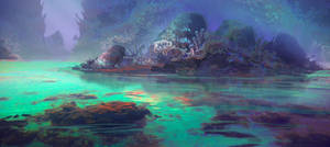 The Ocean sketch
