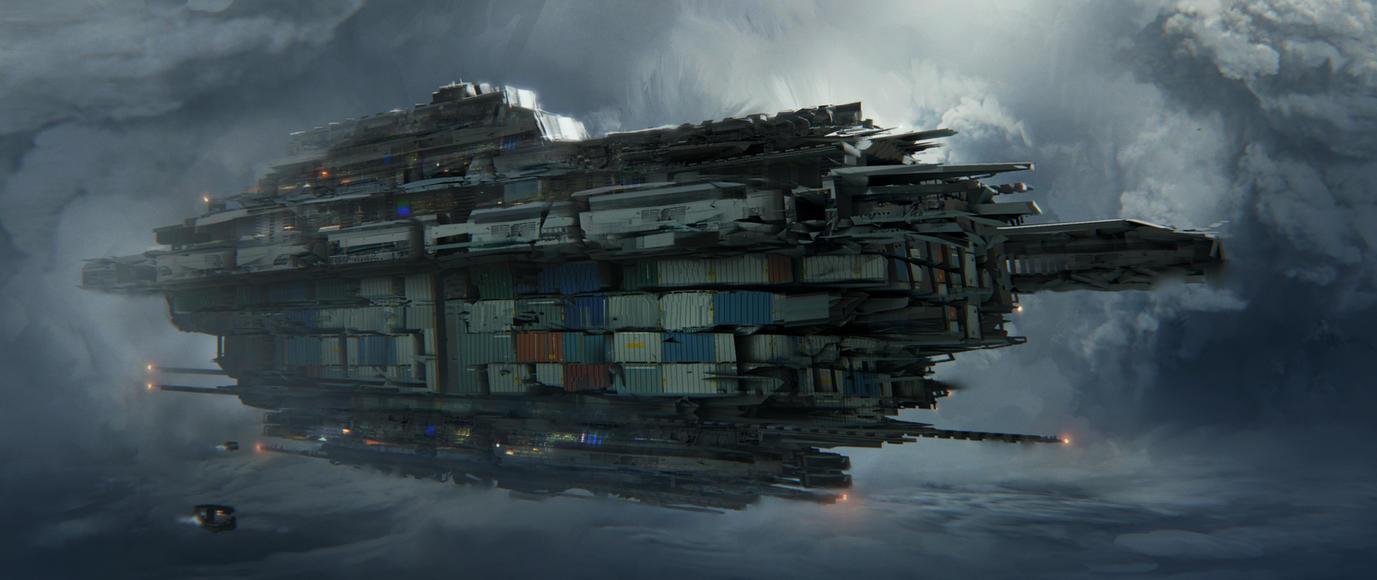 Все фотографии по Космические Корабли Будущего  badumkaru