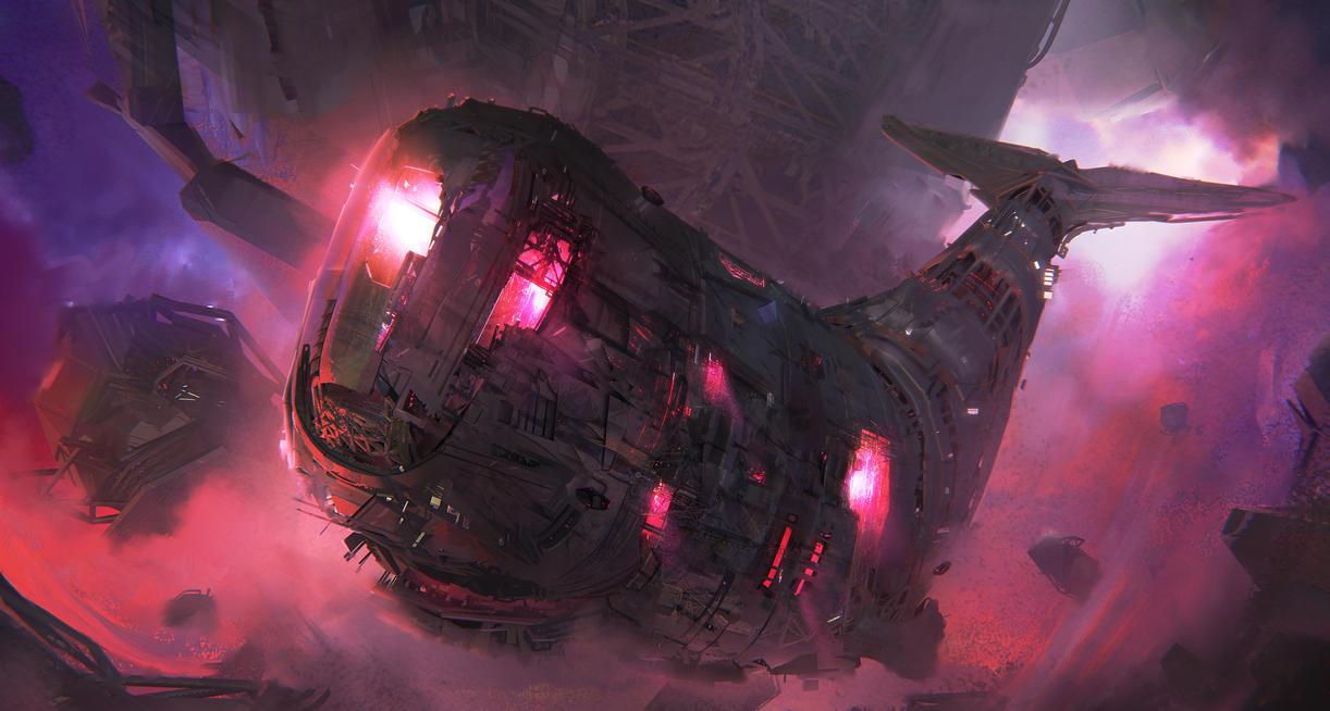 Философия в картинках - Страница 3 Space_whale_by_tryingtofly-d9jzn62