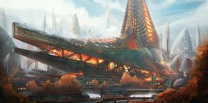 Hathor Industries headquarters